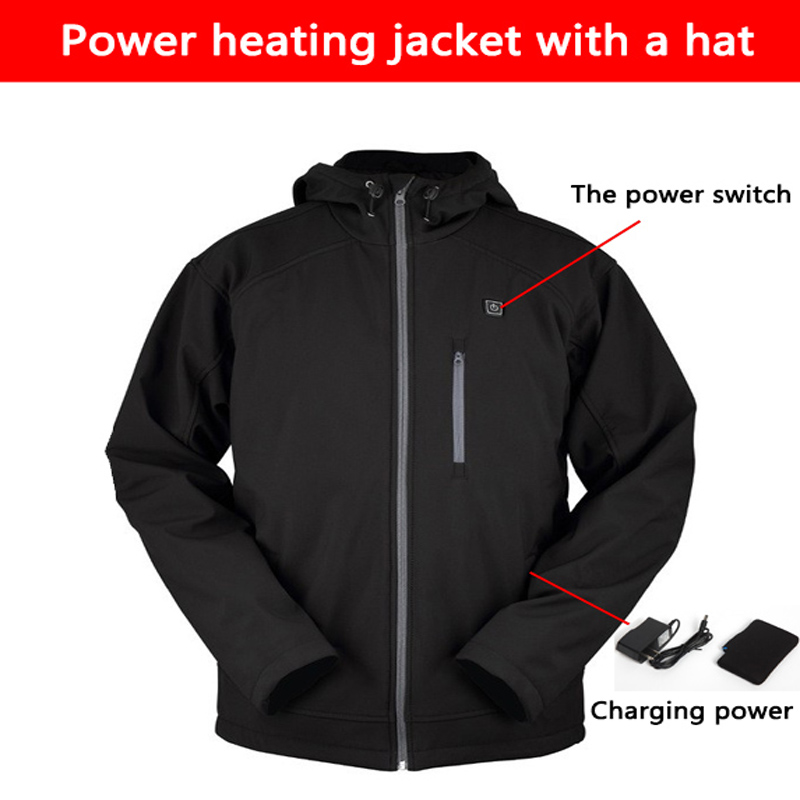 SM-YJ48 electric heating jacket