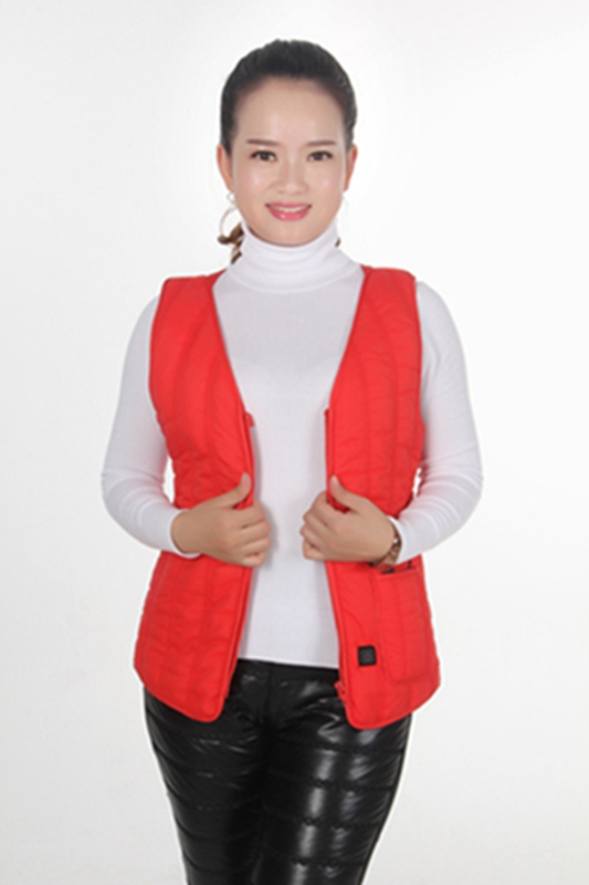 SM-H004 Carbon Fiber Heating Women Wear Vest